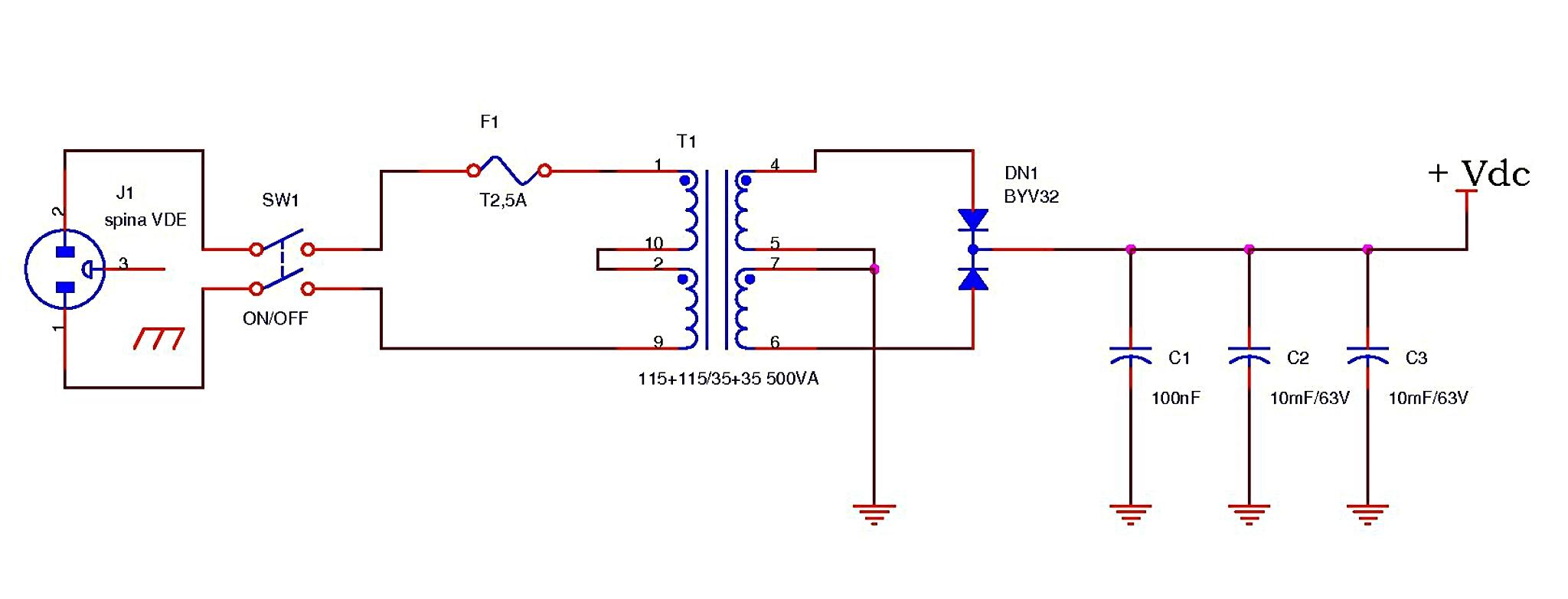 Schema Elettrico Opel Agila : Schema elettrico trasformatore v vitale soluzione della