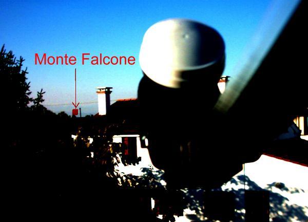 vista falcone da lnb